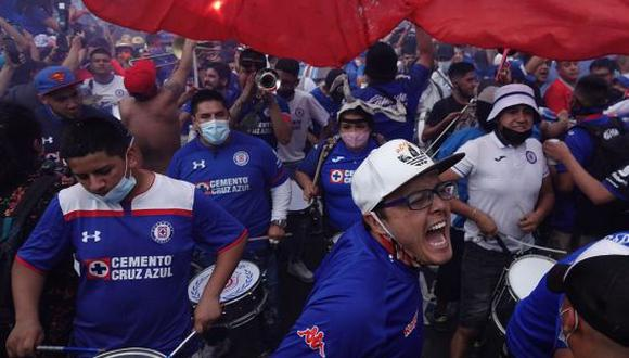 Cruz Azul jugará la primera final del 'Campeón de Campeones' ante León el 18 de julio. (Foto: Getty Images)