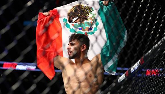 Yair Rodríguez se lesionó y quedó fuera de su pelea contra Zabit Magomedsharipov en UFC. (USA Today Sports)