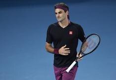 Baja importante para esta edición: Roger Federer confirmó que no participará del Masters 1000 de Miami