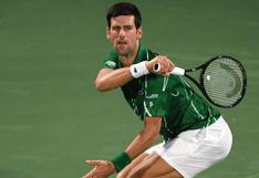 Con el triunfo cómodo de Djokovic: repasa los resultados de la primera ronda del US Open 2020