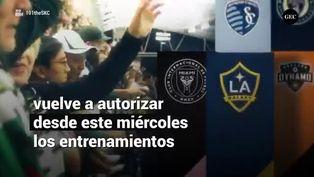 Clubes de la MLS retoman los entrenamientos de forma individual
