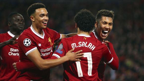 Liverpool ganó la Champions League por última vez en 2019. (AFP)