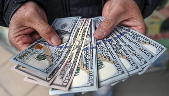 Sepa aquí a cuánto se cotiza el dólar en México este 3 de mayo de 2021. (Foto: AFP)