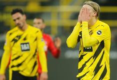 Apuraría la salida de Haaland : Dortmund proyecta millonarias pérdidas al final de temporada