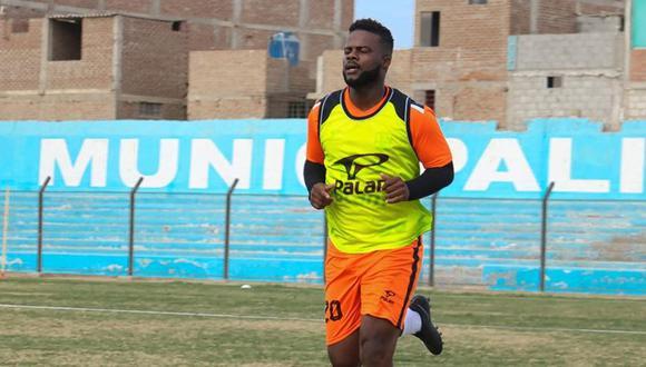El colombiano Johnnier Montaño es jugador de Sport Chavelines. (Facebook)