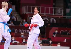 """Alexandra Grande: """"En Tokio sentí la presión de ganar una medalla, me deprimí, pero he vuelto con fuerza"""""""