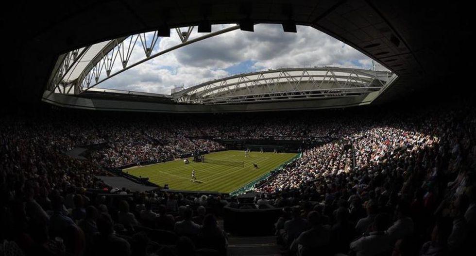 Nadal, Federer y Djokovic son los principales candidatos al título. (Wimbledon)