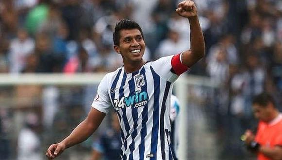 Rinaldo Cruzado dejó de ser jugador de Alianza Lima tras el descenso a la Liga 2 en el 2020. (Foto: GEC)