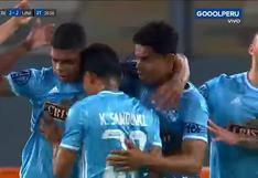 La solución llegó del banco: Percy Liza marcó un golazo y puso el empate entre Universitario y Sporting Cristal [VIDEO]