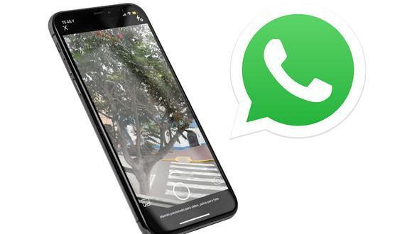¿Tu WhatsApp toma fotos con zoom? Conoce cómo corregir la cámara otra vez. (Foto: Depor)