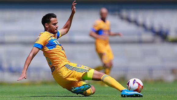 Diego Reyes jugó en el Espanyol antes de fichar por el Tigres de Liga MX. (Getty)
