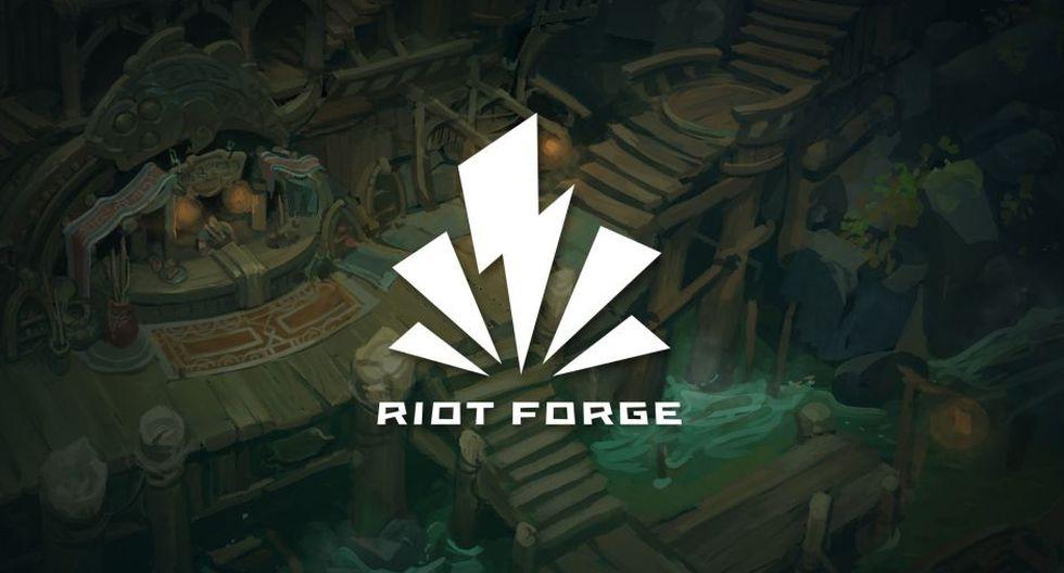 Nuevo equipo de desarrolladores se abre en Riot Games (RIOT)