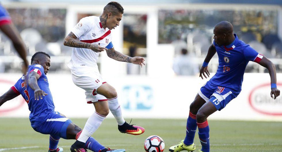 Perú vs. Chile | Guerrero hizo 1 gol en Copa América 2016 (Foto: Internet / Agencias / Getty Images)