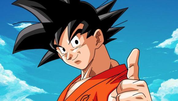 """El mundo de """"Dragon Ball"""" no para de darnos sorpresas día tras día. Así era uno de los diseños perdidos de Gokú, el querido personaje principal del anime (Foto: Toei Animation)"""