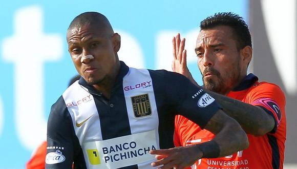 Rodríguez respondió insultos de Fleitas tras el Alianza Lima vs. César Vallejo (Foto: Liga 1)