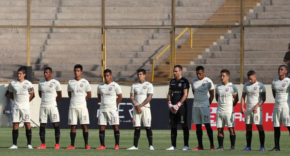 Universitario de Deportes enfrentó a UTC por la Fecha 16 del Clausura. (Foto: GEC)