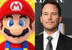 Nintendo revela que Chris Pratt le dará vida a Mario Bros. en la película de 2022