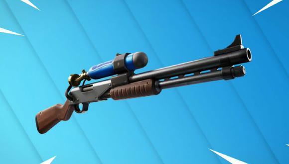 Fortnite Temporada 8: consejos para ganar los tiroteos con el Charge Shotgun