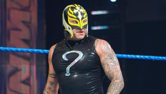 La próxima pelea de Rey Mysterio será la lucha de escaleras de Money in the Bank 2020. (Foto: WWE)