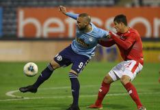 No se hicieron daño: Sporting Cristal y Cienciano empataron sin goles en el Alejandro Villanueva