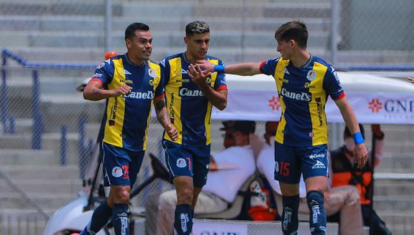 Pumas vs. Atlético San Luis se vieron las caras este domingo por la jornada 3 de la Liga MX 2021 (Foto: Getty Images)
