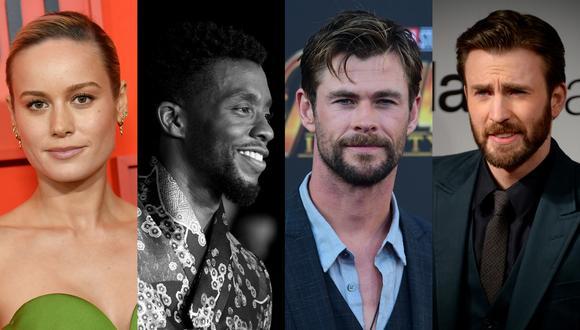Chadwick Boseman: actores de los Vengadores envían mensajes tras la muerte del actor AFP.