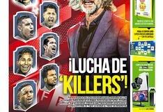 ¡Luchas de 'Killers'!
