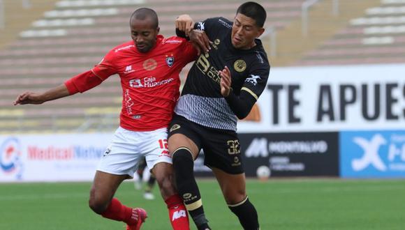 Cienciano y Cusco FC chocaron en el fútbol peruano. (Foto: Liga 1)