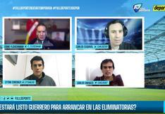 'Full Deporte por Depor': el presente de Paolo Guerrero de cara a las Eliminatorias