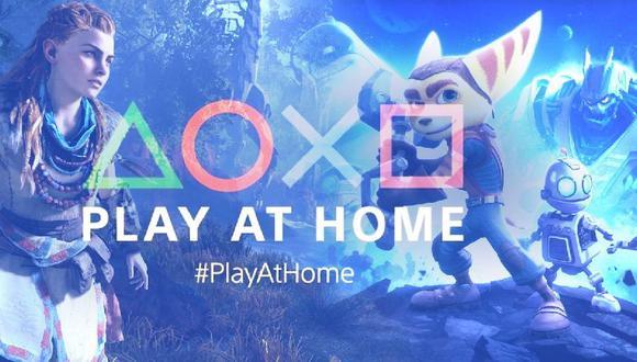 Los juegos gratis que ofrecerán Play at Home a partir del 25 de marzo