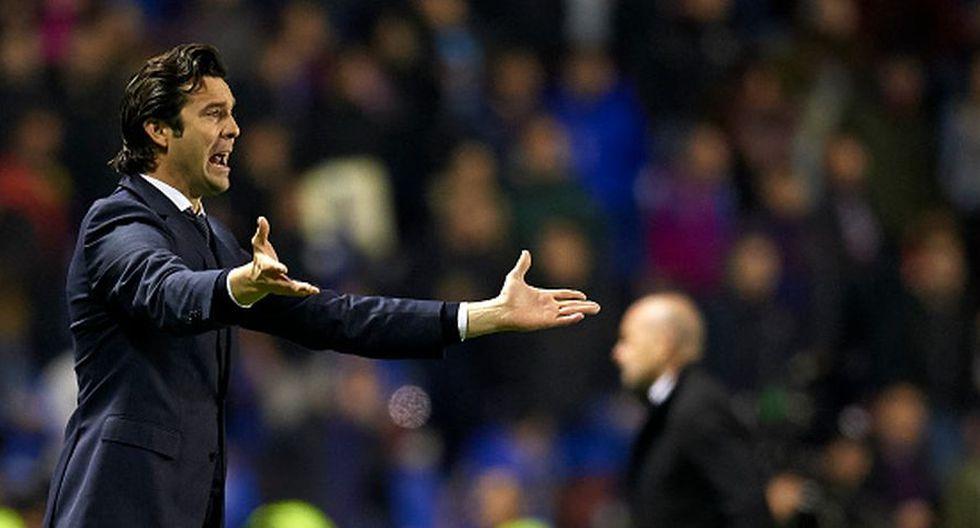 Real Madrid se medirá ante el Barcelona por Liga el próximo sábado en el Bernabéu. (Getty)