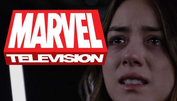 """""""Marvel Television"""" ahora es parte de """"Marvel Studios""""."""