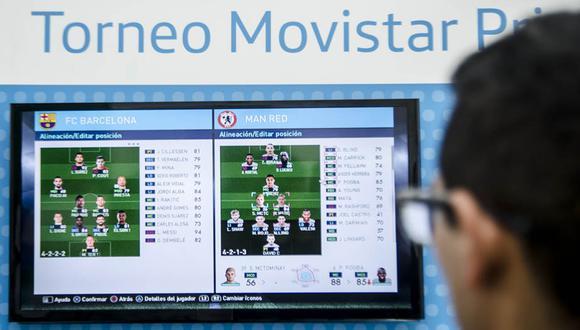 Torneo Movistar Prix PES 2018