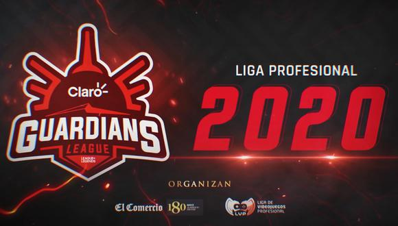 (Foto: Claro Guardians League 2020)