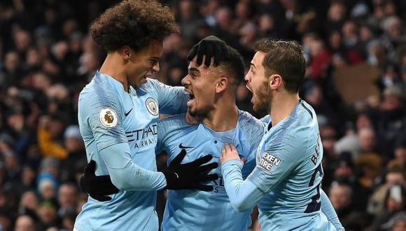 Manchester City podrá jugar en la Champions League. (Foto: AFP)