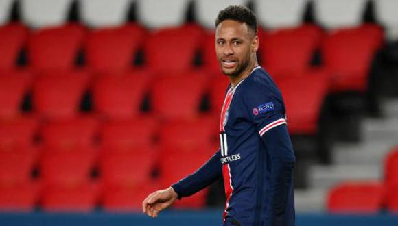 Neymar habría cerrado un acuerdo de renovación con el PSG hasta 2026. (Foto: Getty Images)