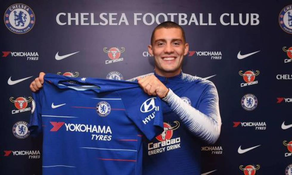 6. Mateo Kovacic to Chelsea (2019/2020) for 45 million euros.  (Photo: Getty)