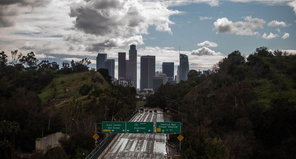Los Angeles, California, USA. (Fotos de AFP / EFE)