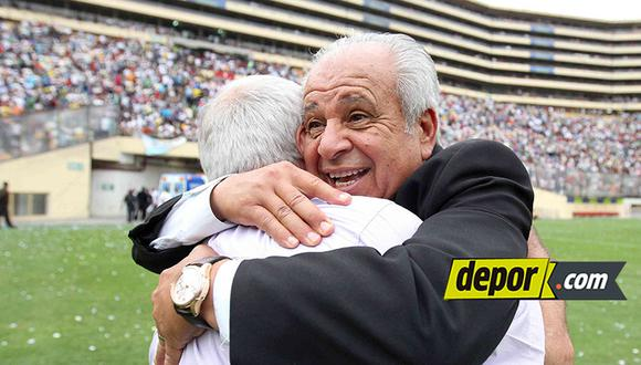 Aníbal 'Maño' Ruiz fue campeón con la Universidad San Martín en el 2010. (Foto: Depor)