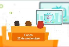 SEP Aprende en Casa II del 23 de noviembre para preescolar, primaria, secundaria y bachillerato: cursos, horarios de clases y canales
