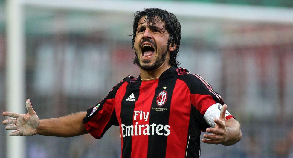 Gennaro Gattuso. (Foto: Getty Images)