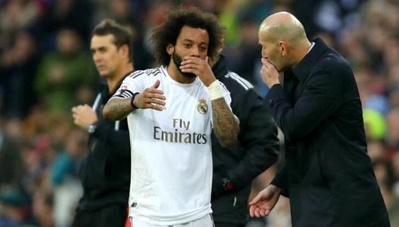 Marcelo no fue convocado por Zidane para el Real Madrid vs Granada. (Foto: AP)