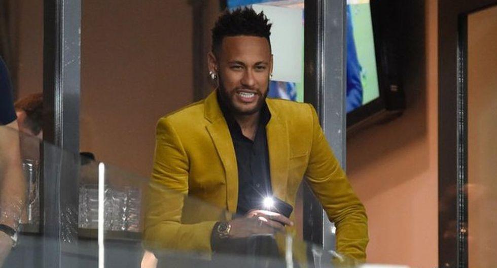Neymar no es parte de la Copa América 2019 con Brasil por lesión. (Fotos: Getty)