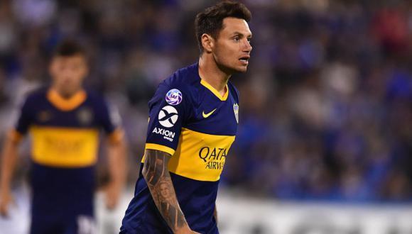 Zárate incómodo con su presente en Boca Juniors (Foto: Agencias)