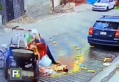 Anciano al que le cayó olla con agua hirviendo tras resbalar recibe la ayuda solidaria de las redes sociales