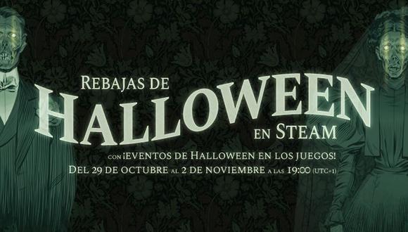 Halloween: ofertas de Steam para disfrutar durante el 31 de octubre. (Foto: Valve)