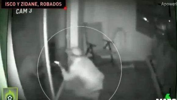 Así fueron los robos a las casas de Isco y Zinedine Zidane. (Jugones)