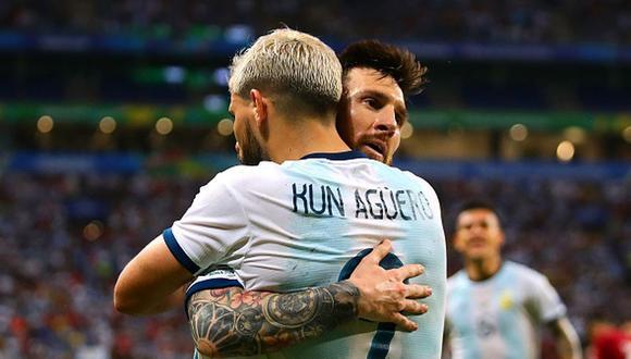 Sergio Agüero llegó a Barcelona tras diez años en Manchester City. (Foto: Getty Images)