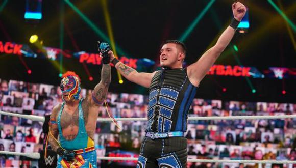 Rey Mysterio sufrió lesión y estaría fuera de WWE por al menos dos meses. (WWE)