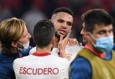 """El calvario de En-Nesyri: """"No ha parado de llorar desde que acabó el partido"""""""
